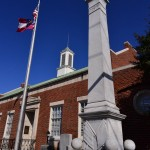 Rockdale and Newton County Courthouses