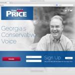 Congressman Tom Price has a new website
