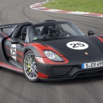 Introducing the Porsche 918 Spyder
