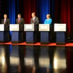 At the GPB debate for the Twelfth Congressional District