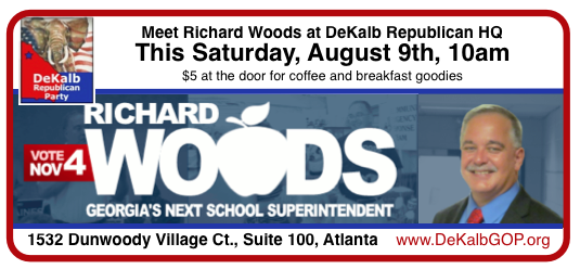 DeKalb Richard Woods