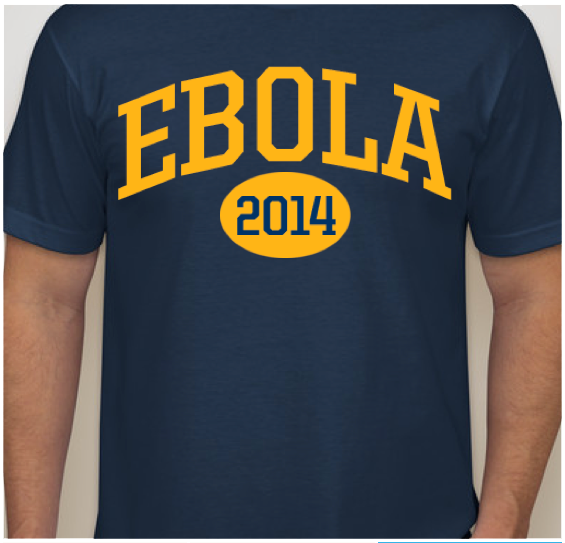 Ebola Shirt