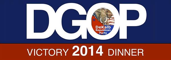 DeKalb Victory Dinner 2014