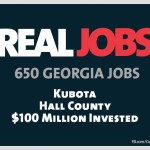Gov. Nathan Deal: Kubota Will Create 650 Jobs in Hall County, Invest $100 million