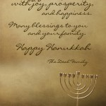 Gov. Nathan Deal & First Lady Sandra Deal: Happy Hanukkah