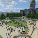 Gov. Nathan Deal: Inaugural Ceremony First Event To Be Held In Liberty Plaza